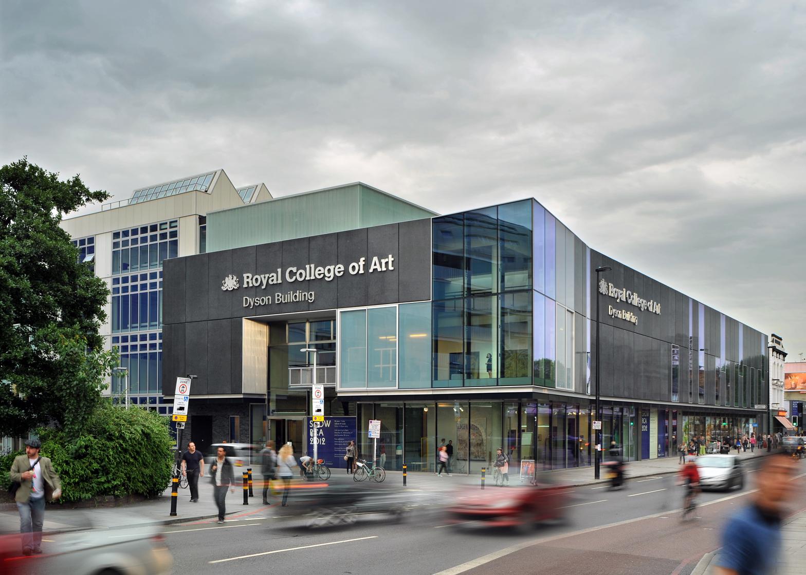 RCA Battersea extension