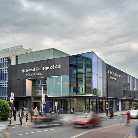 Herzog & de Meuron and Studio Gang on shortlist for new RCA campus