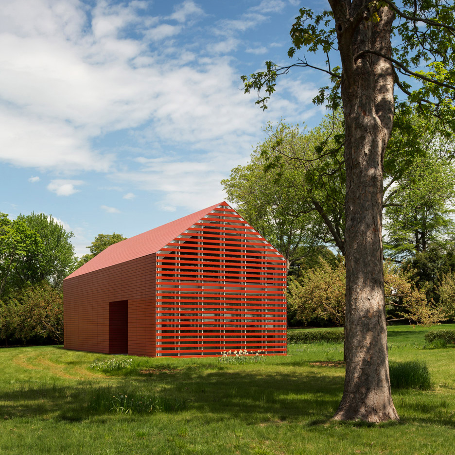 Red Barn by Roger Ferris and Partners