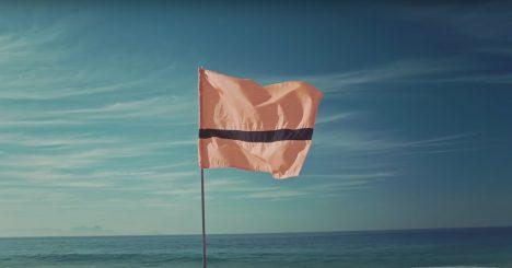 Refugees create alternative flag for their Rio 2016 Olympic team
