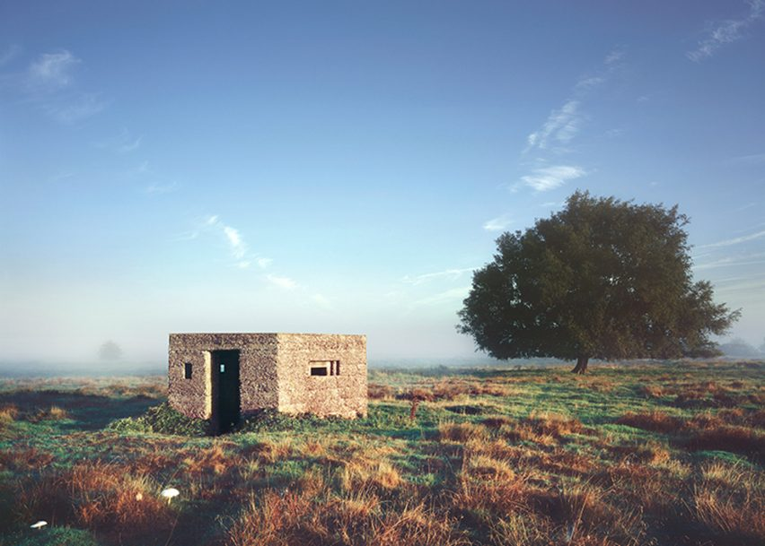 Defensive Structures in the British Landscape by Richard Brine