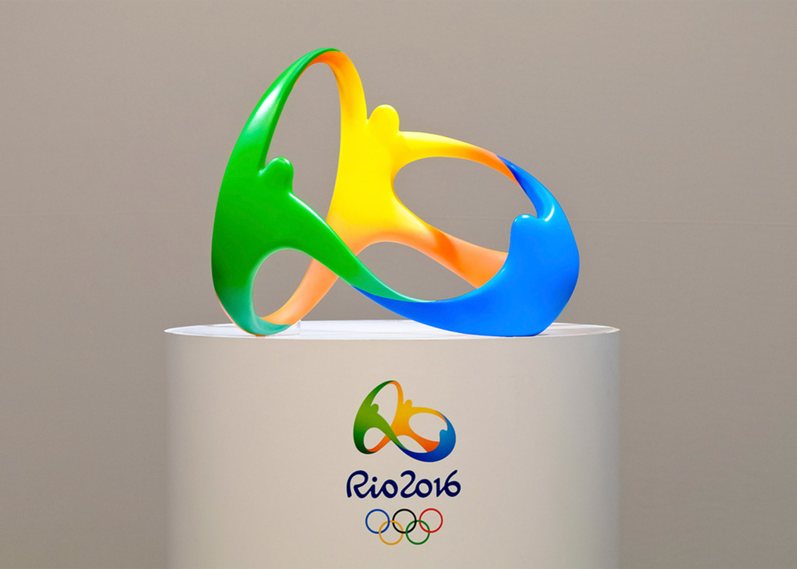 Rio 2016 logo by Tatil