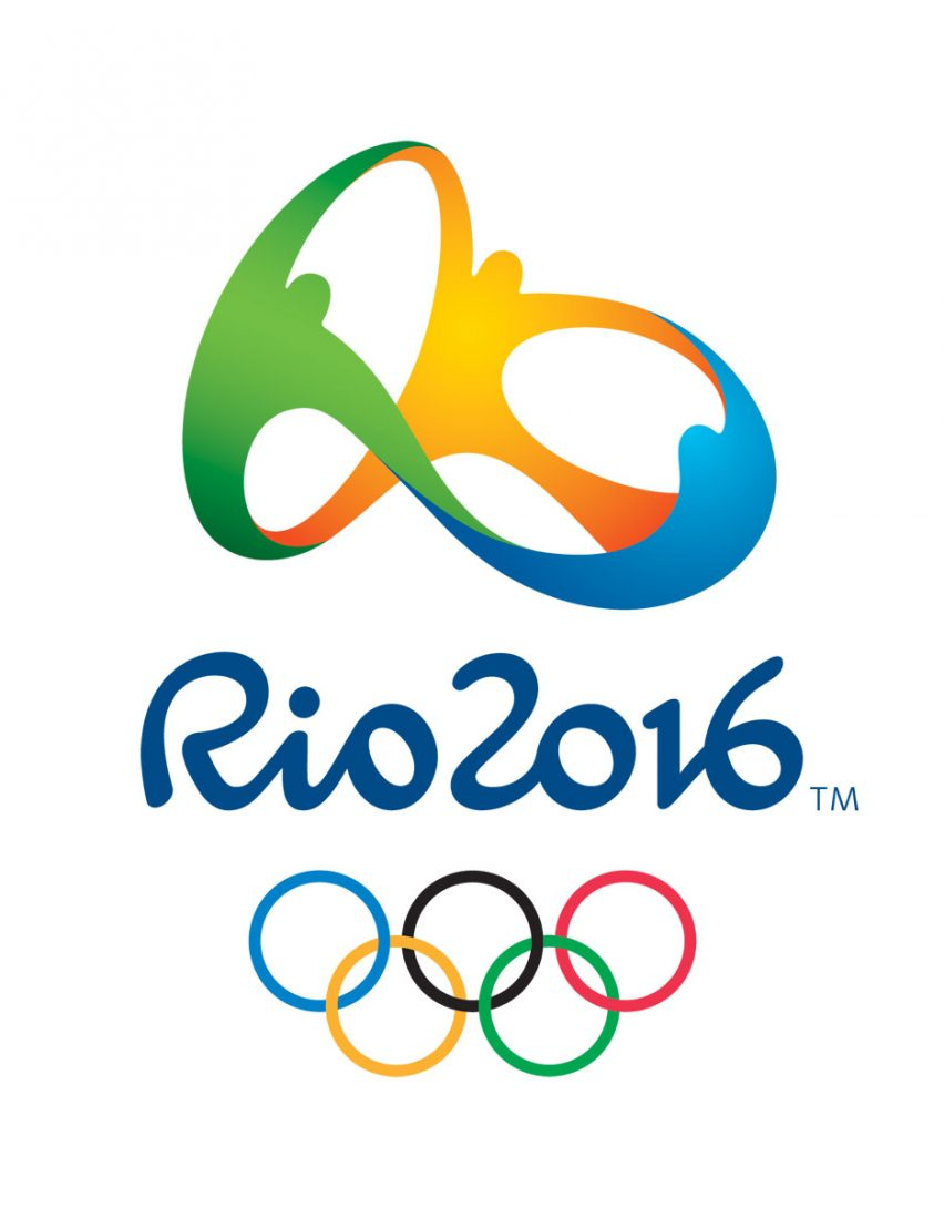 Logo of the 2016 Rio Olympics
