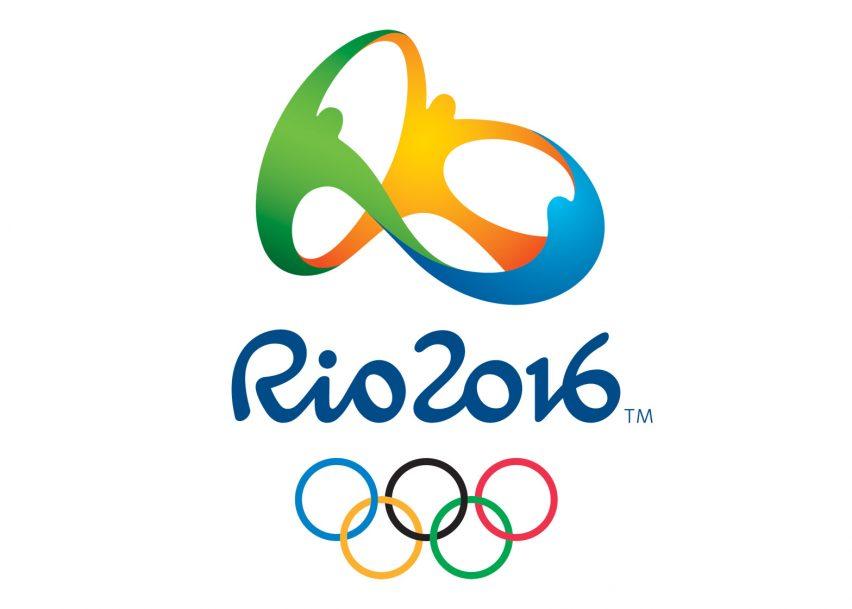 Logo of the 2016 Rio de Janeiro Olympics