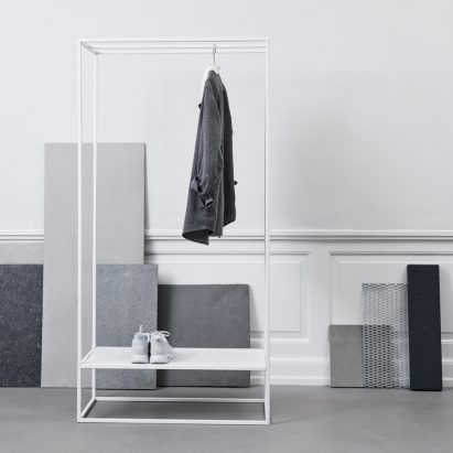 Sculptural Minimalism furniture by Kristina Dam