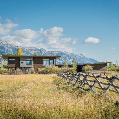 Shoshone Residence by Carney Logan Burke