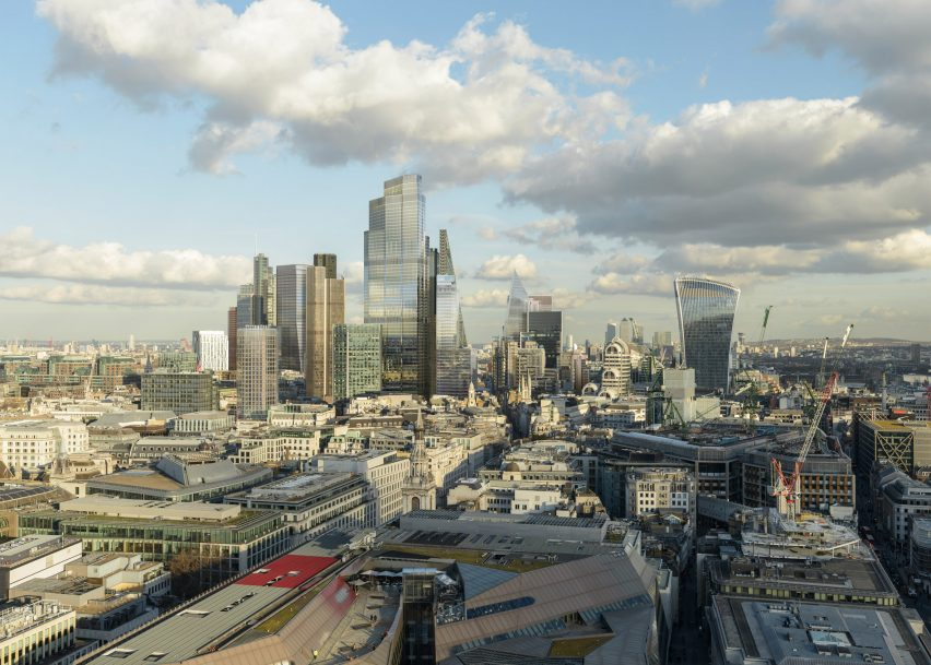 Londoners call for skyscraper height restrictions