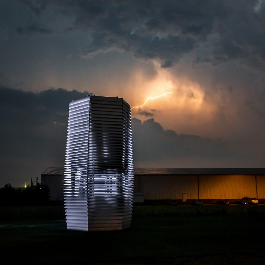 Smog Free Project by Daan Roosegaarde Designs of the Year 2016