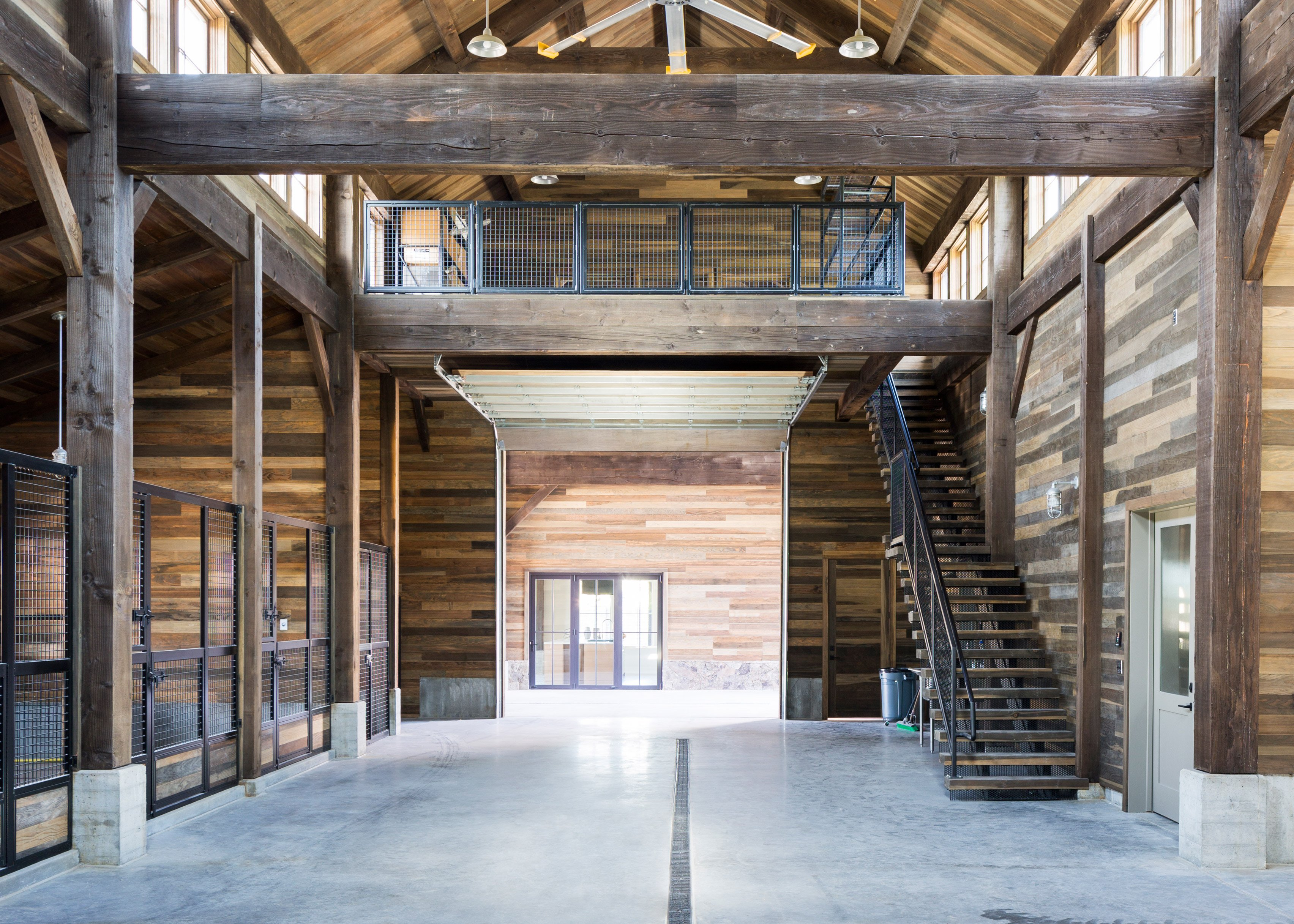 Snuck Farm by Lloyd Architects