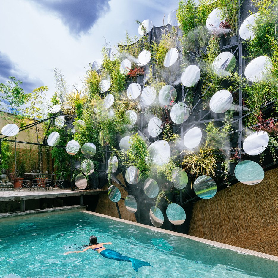 Splash by Manuel Ocaña Architecture