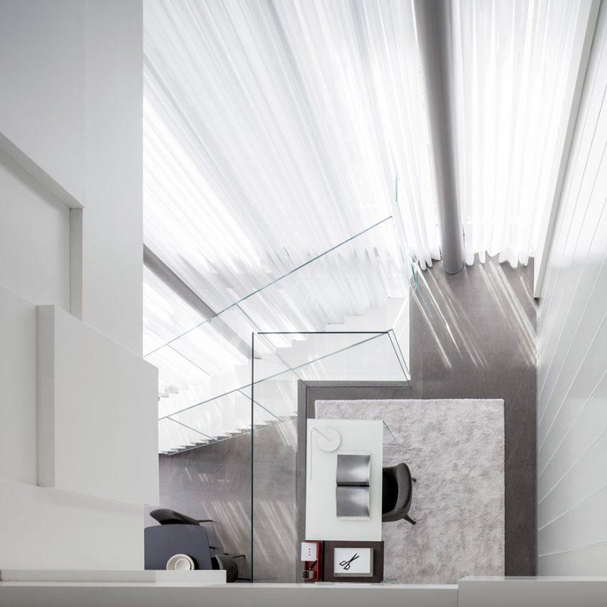 Pitsou Kedem converts Tel Aviv penthouse