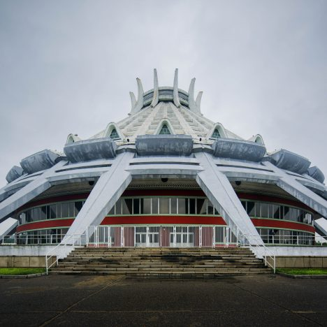 Raphael Olivier's photographs of North Korea reveal Pyongyang's unique architecture