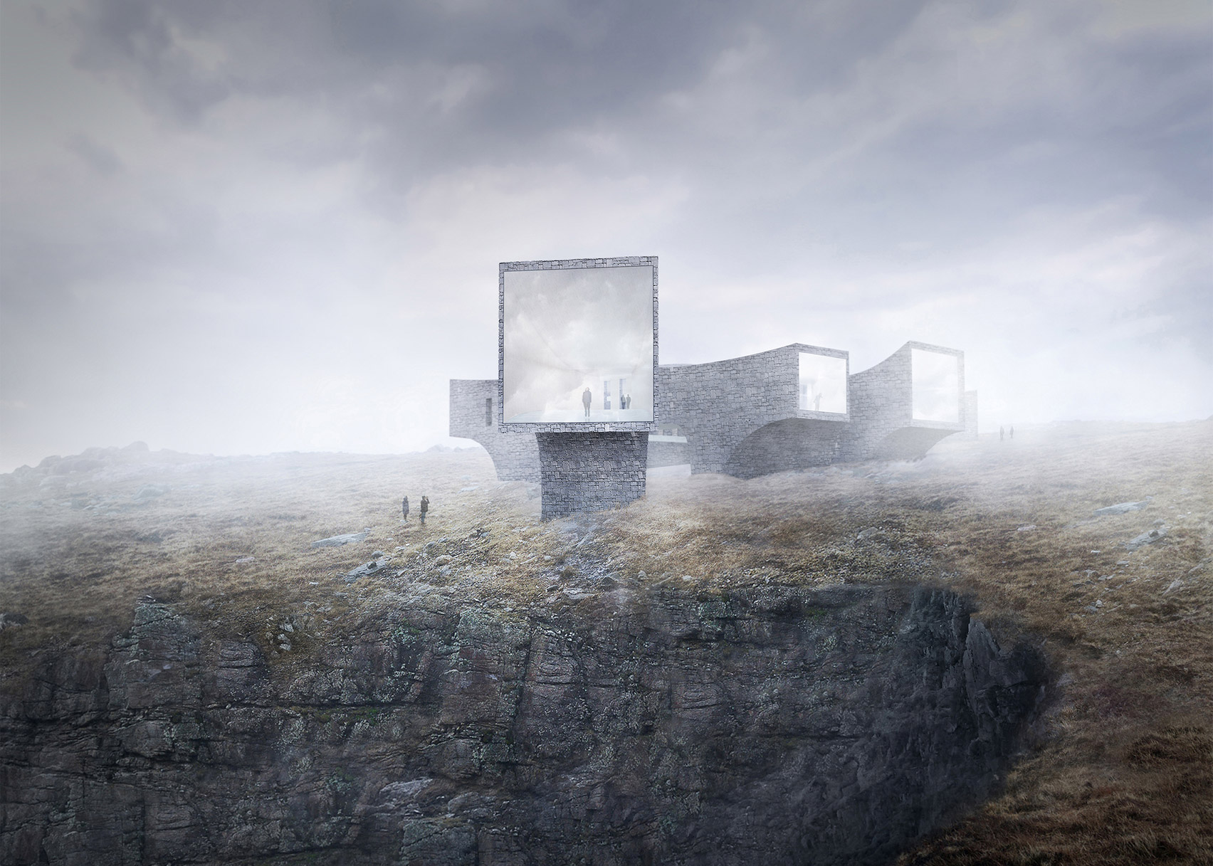 Cliffside visitor centre proposed for remote Outer Hebrides community