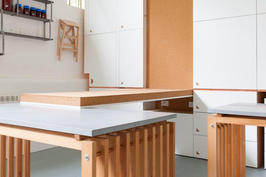 Soda designs adaptable space for east London liqueur workshop
