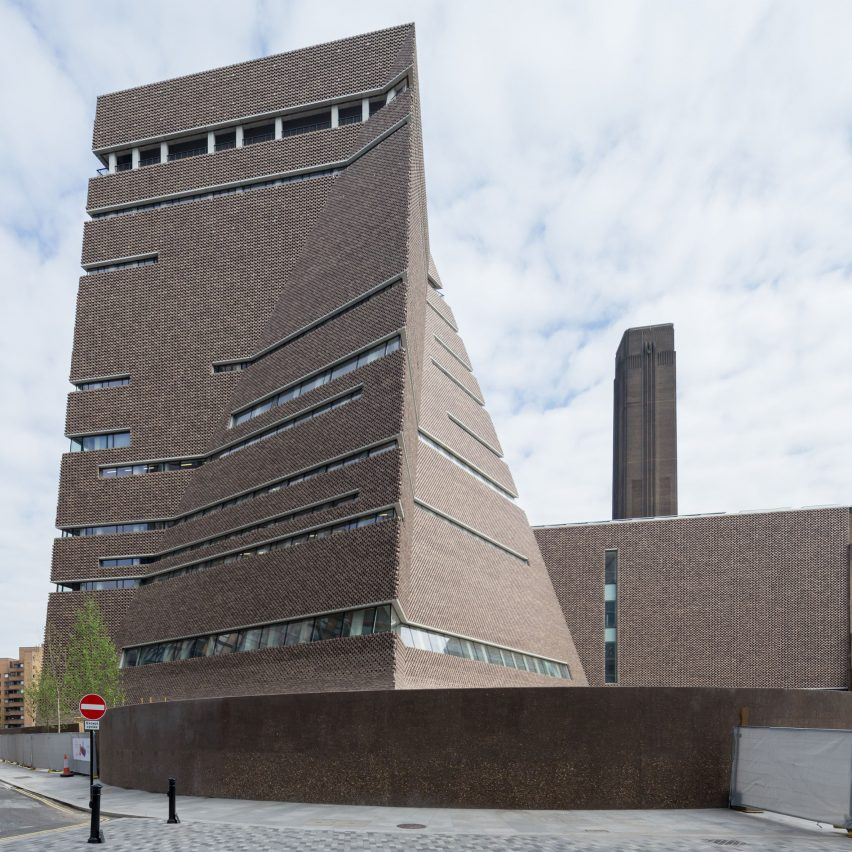 Tate Modern Switch House by Herzog and de Meuron Designs of the Year 2016 nominee
