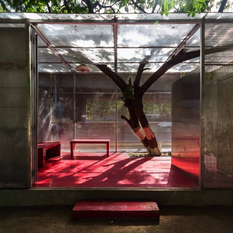 Rohan Chavan's public toilets aim to provide a safe socialising space for women