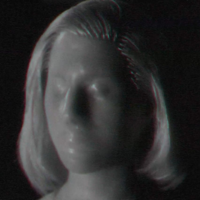 Cate Blanchett's face gradually wares away in John Hillcoat's music video for Massive Attack's