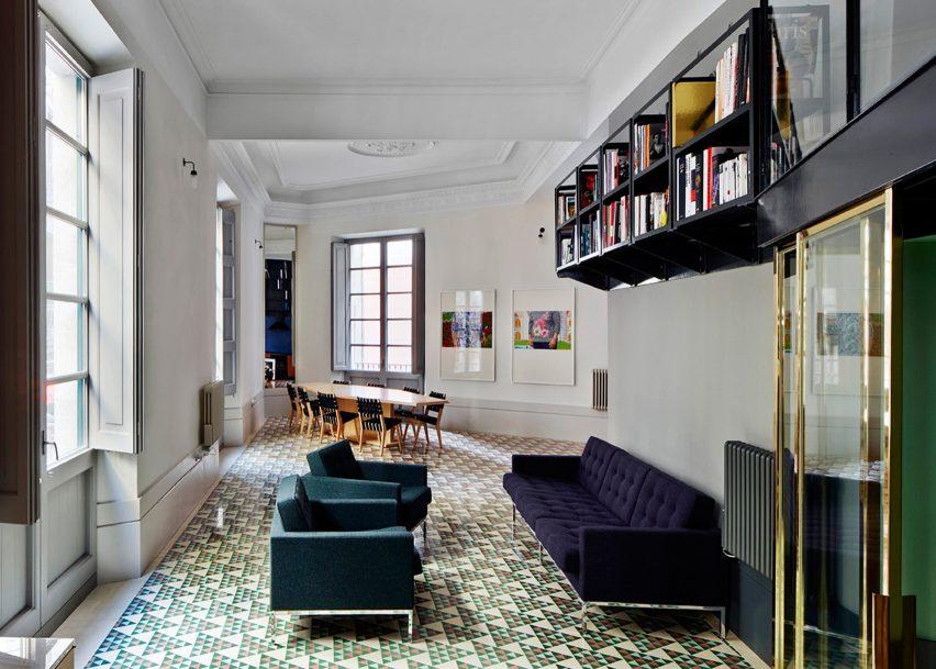 ... Carrer Avinyo 34 In Barcelonau0027s Gothic Quarter By David Kohn Architects  1 Of 10 ...