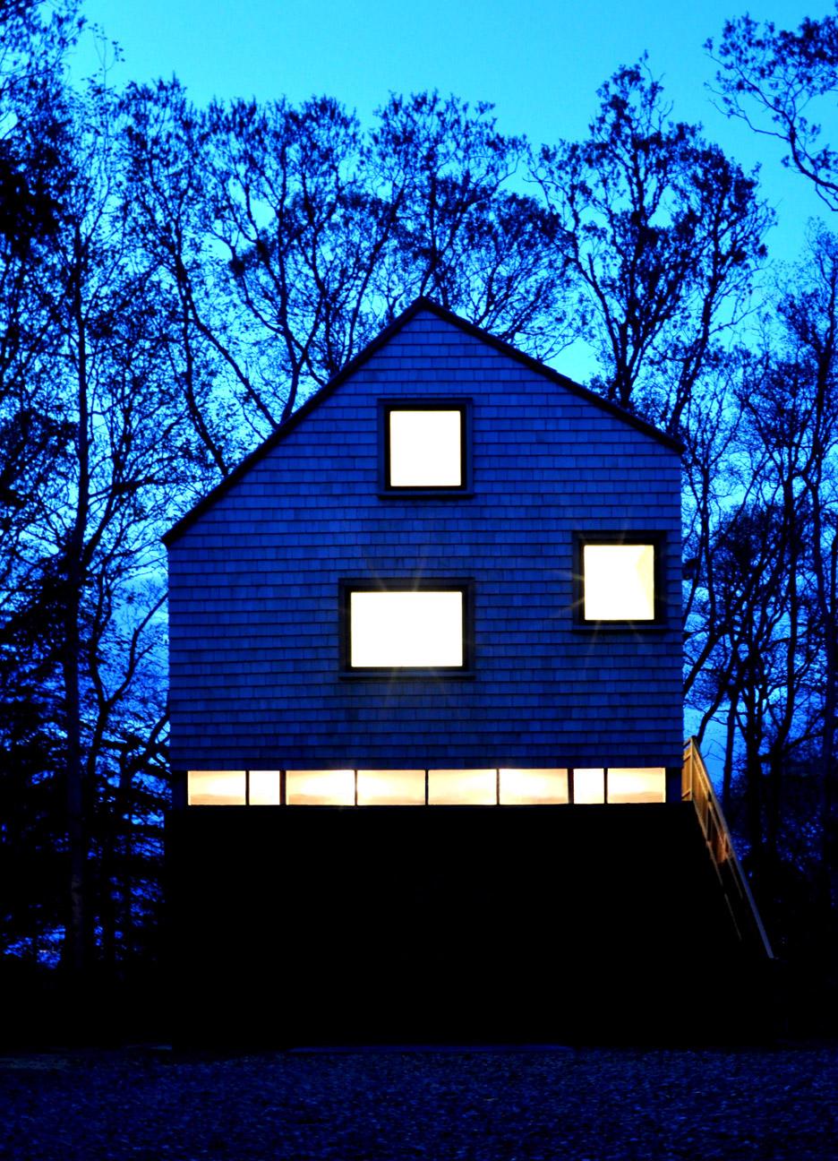 Tree House by Nicholas Waldman