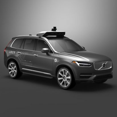 Uber's self-driving taxis to arrive in Pittsburgh this month