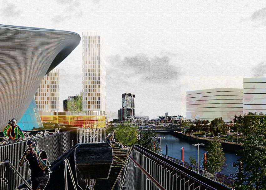 Stanton Williams and Lifschutz Davidson Sandilands to design UCL's Olympic Park campus