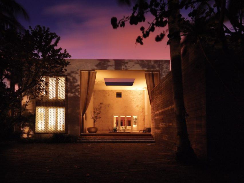 Villa Allegra by Oppenheim Architecture