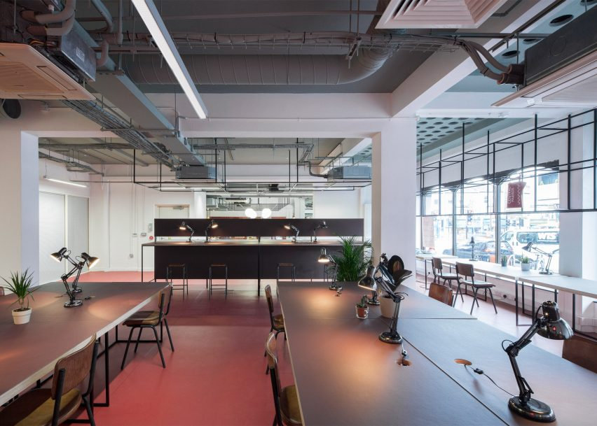 Walthamstow Central Parade by Gort Scott Architects