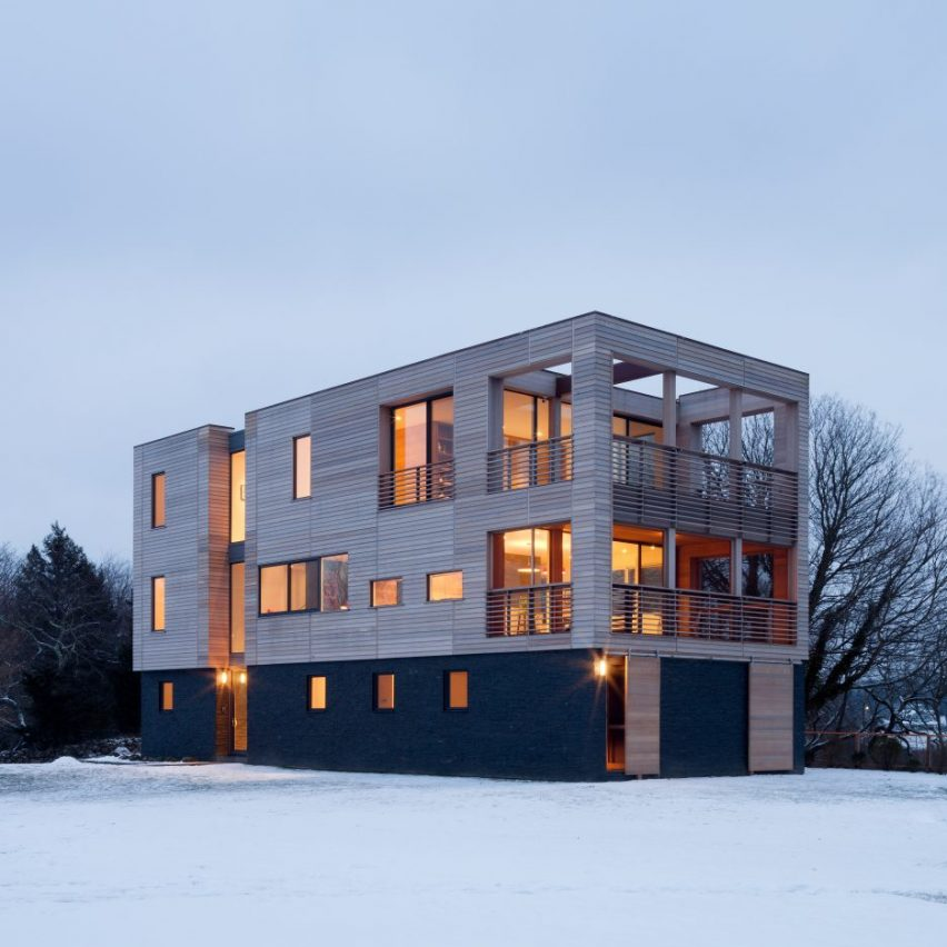 Watch Hill House by Lubrano Ciavarra