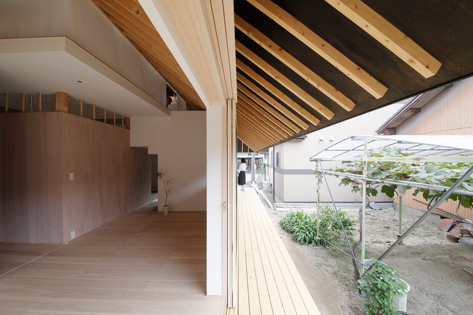 Wengawa House by Katsutoshi Sasaki