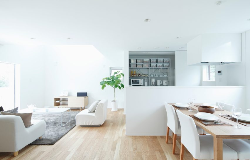 to test prefab house by letting a competition winner live in it for free