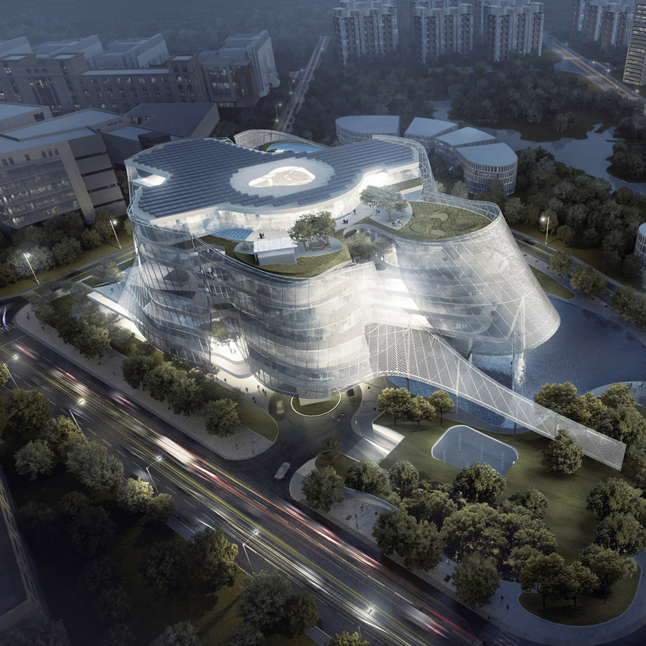 Xinhee Design Centre by MAD