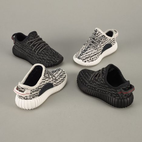 Adidas unveils toddler versions of Kanye West's Yeezy Boost 350