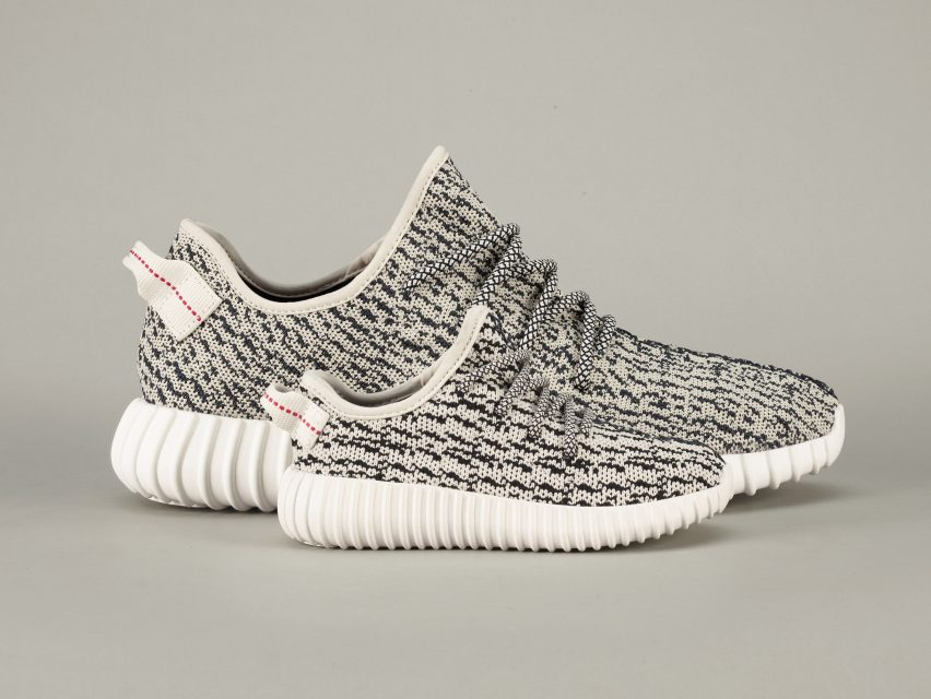 87654217aba164 Adidas unveils toddler versions of Kanye West s Yeezy Boost 350