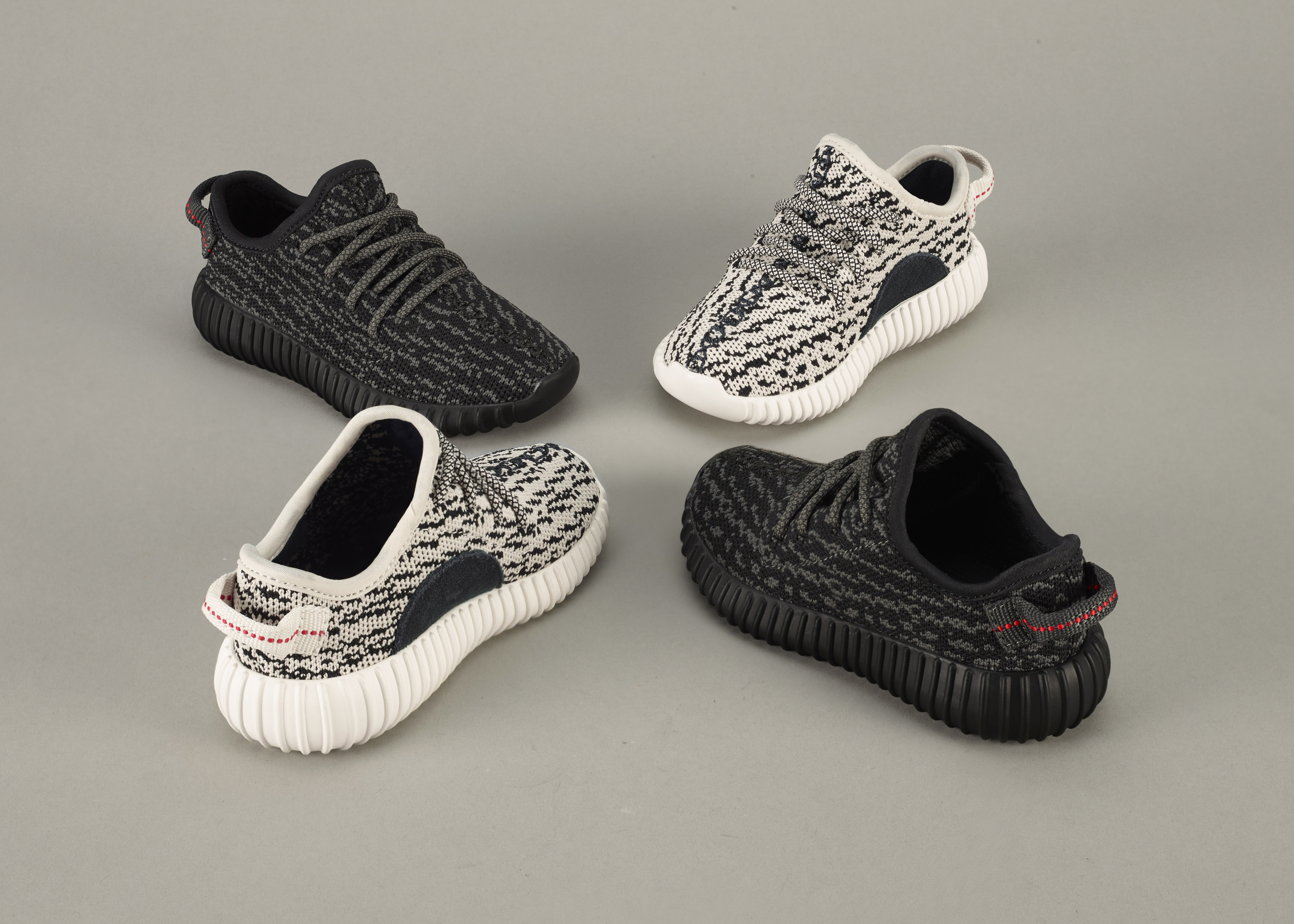 quality design 2efc7 d36c9 Adidas unveils toddler versions of Kanye West's Yeezy Boost 350