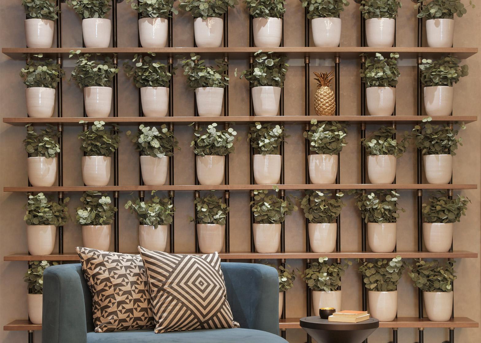 Yoo2 Hotel interiors by Melina Romano