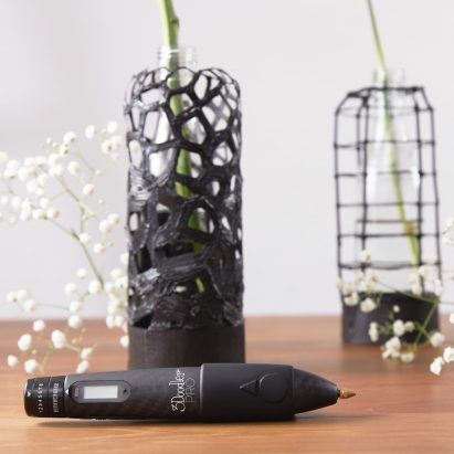 Professional version of 3D-printing pen launched by WobbleWorks