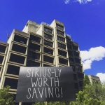 Unions ban construction workers from demolishing Sydney's brutalist Sirius building