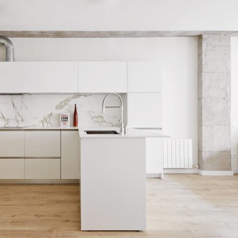10 of the most strikingly minimalist apartment interiors