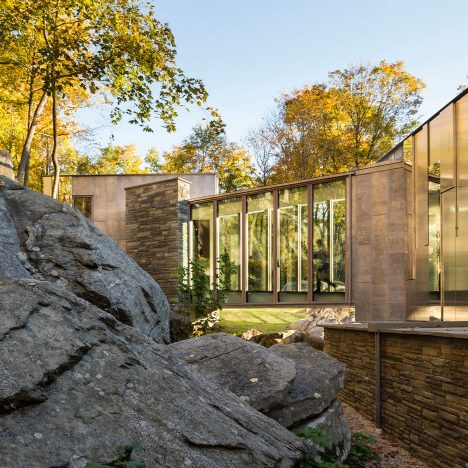 Five of the best houses in New York State on Dezeen
