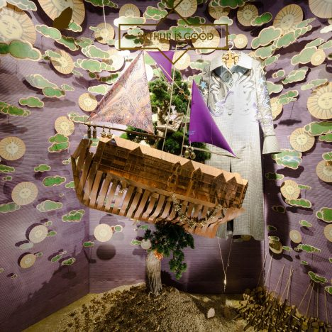 Architects create 10 installations for RIBA Regent Street Windows 2016