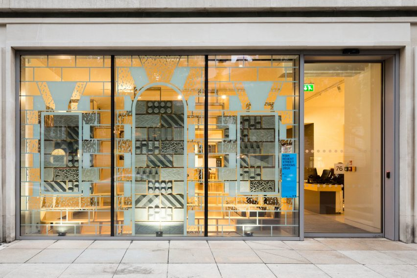 RIBA, 76 Portland Place with CAN + Nina Shen Poblete