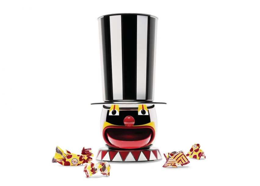 Marcel Wanders Circus collection for Alessi