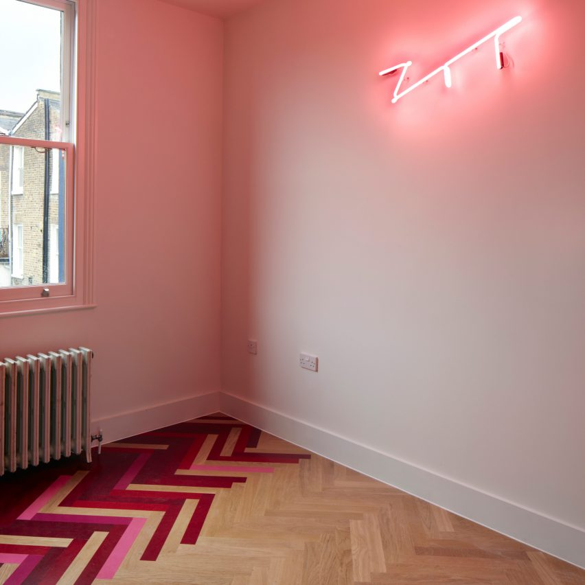 10 of the most popular apartments with herringbone on Dezeen