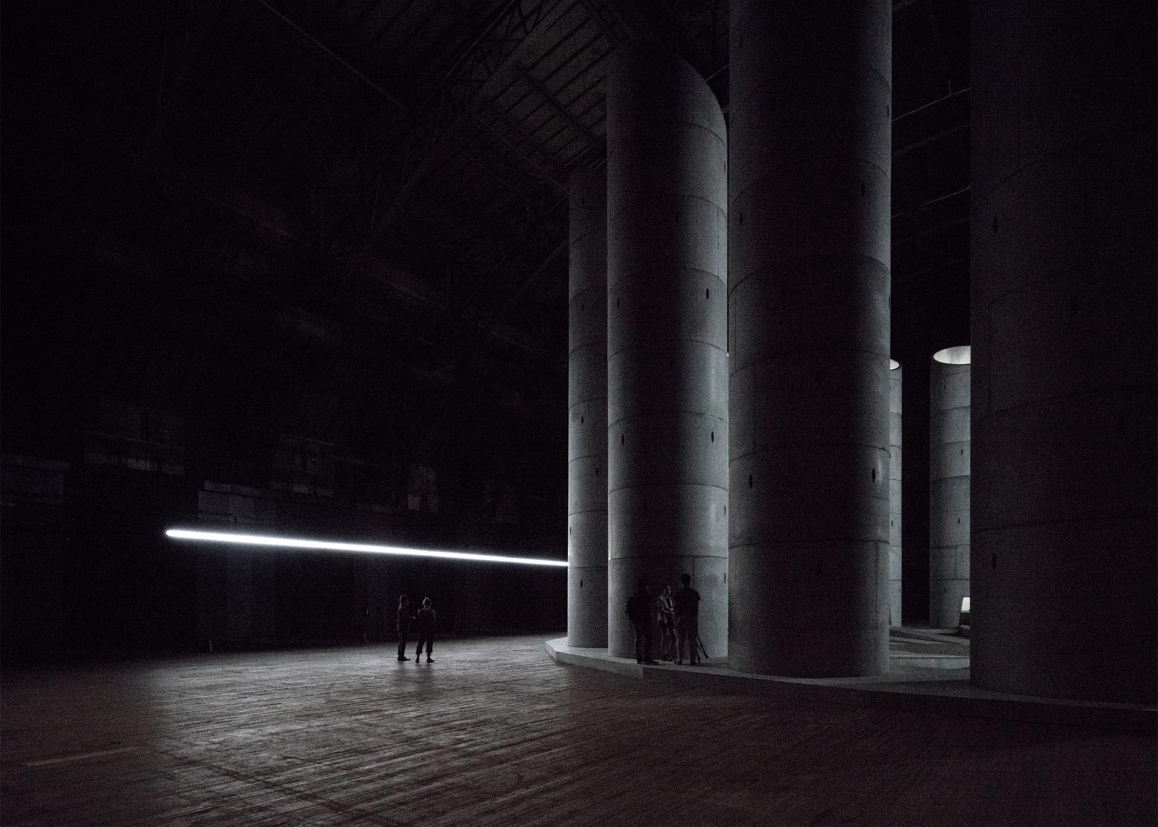 An Occupation of Loss by OMA/Shohei Shigematsu with Taryn Simon