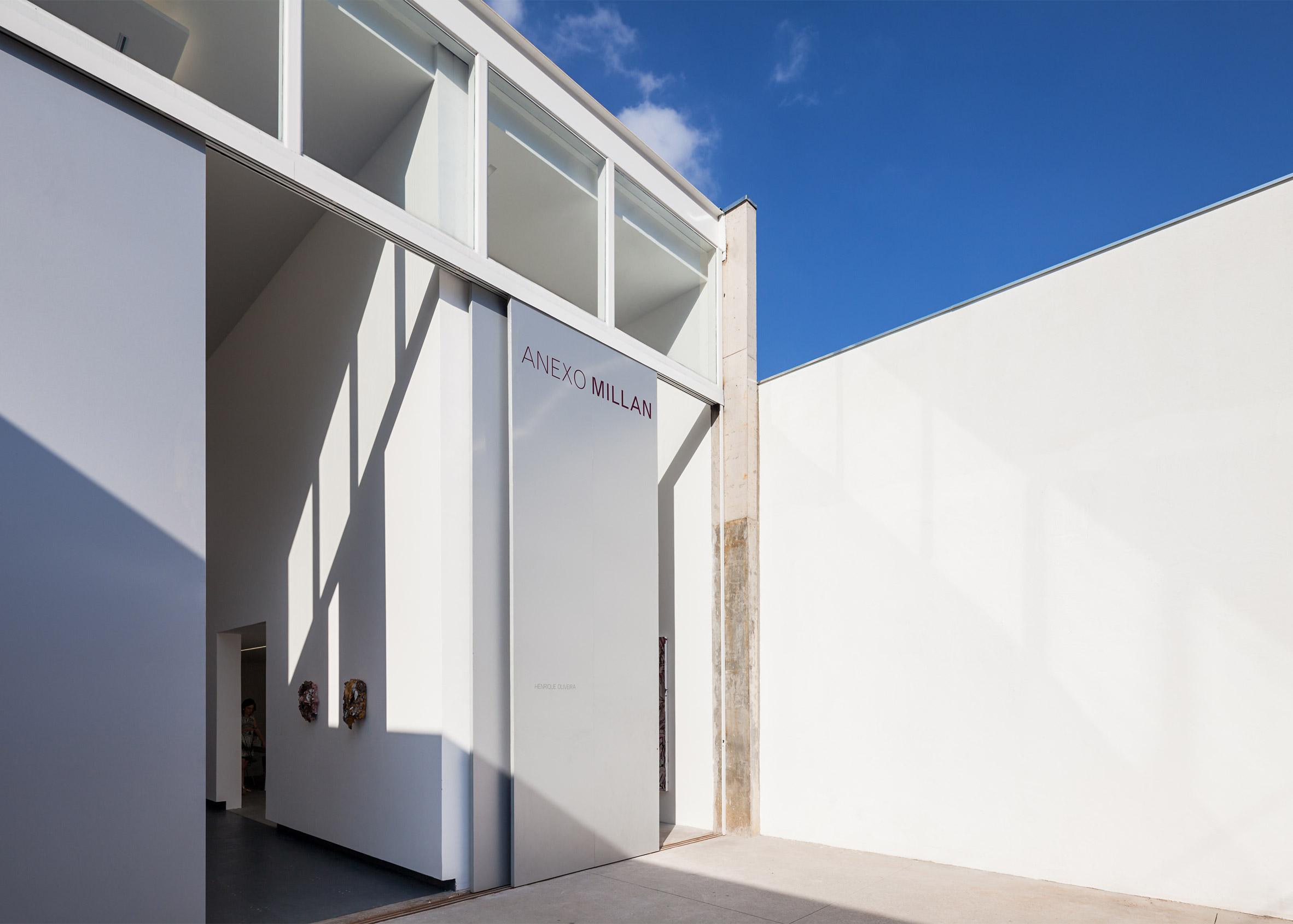 Anexo Galeria Millan by Kipnis Arquitetos Associados