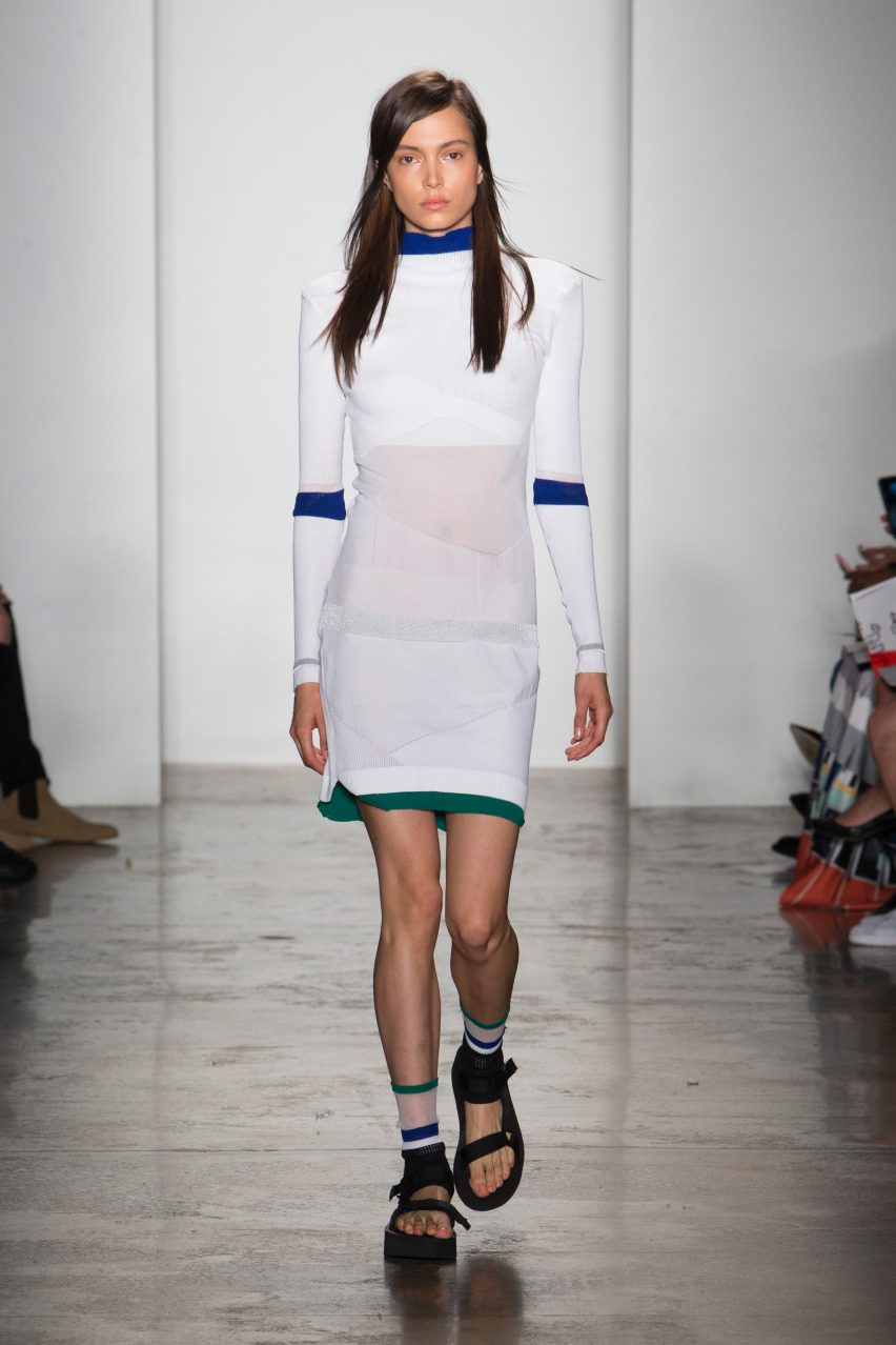 Anna Maroe Gurber S Graduate Fashion Collection From Parsons School Of Design