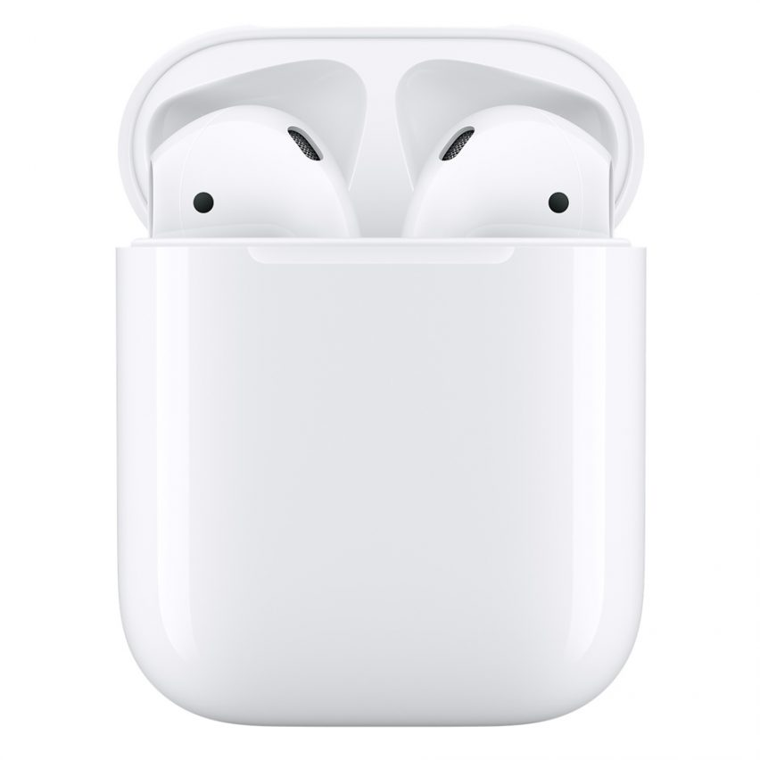Apple AirPod wireless headphones