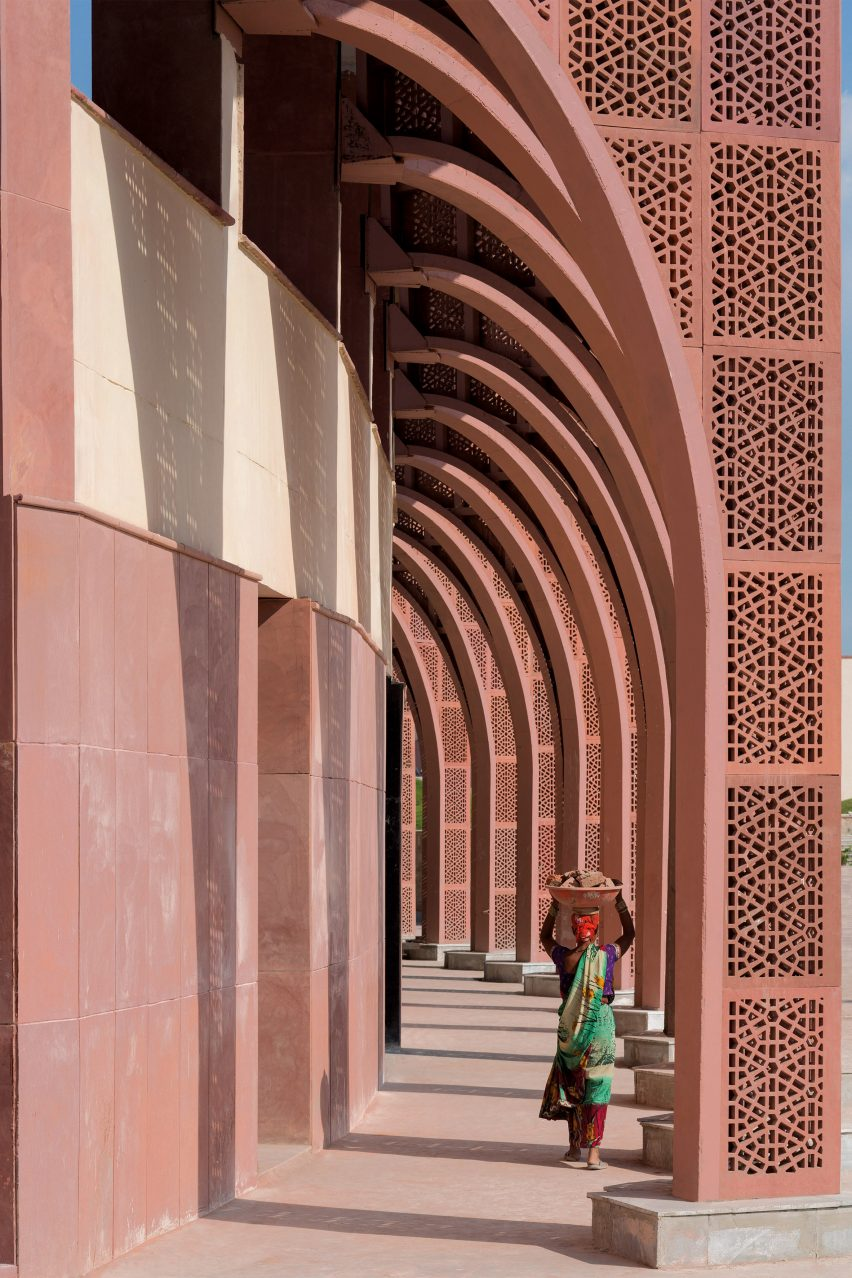 Awadh Shilpgram by Archohm