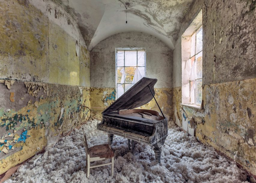 7 Beautiful Abandoned Places