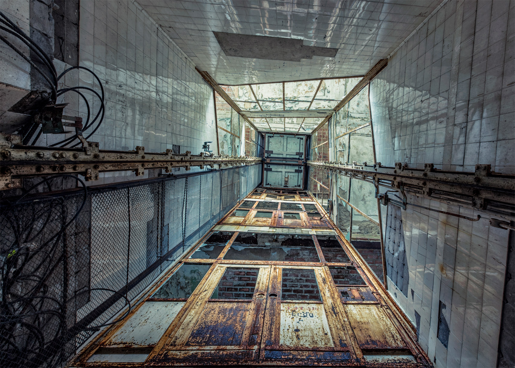 Christian Richter's Abandoned photographs of Europe's empty buildings